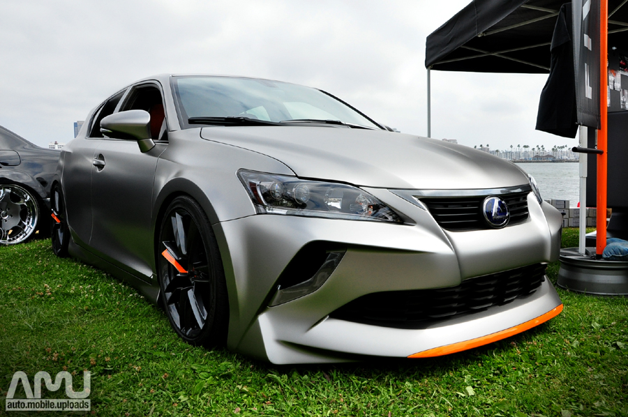 Toyotafest T.O.R.C Lexus CT200h Five Axis