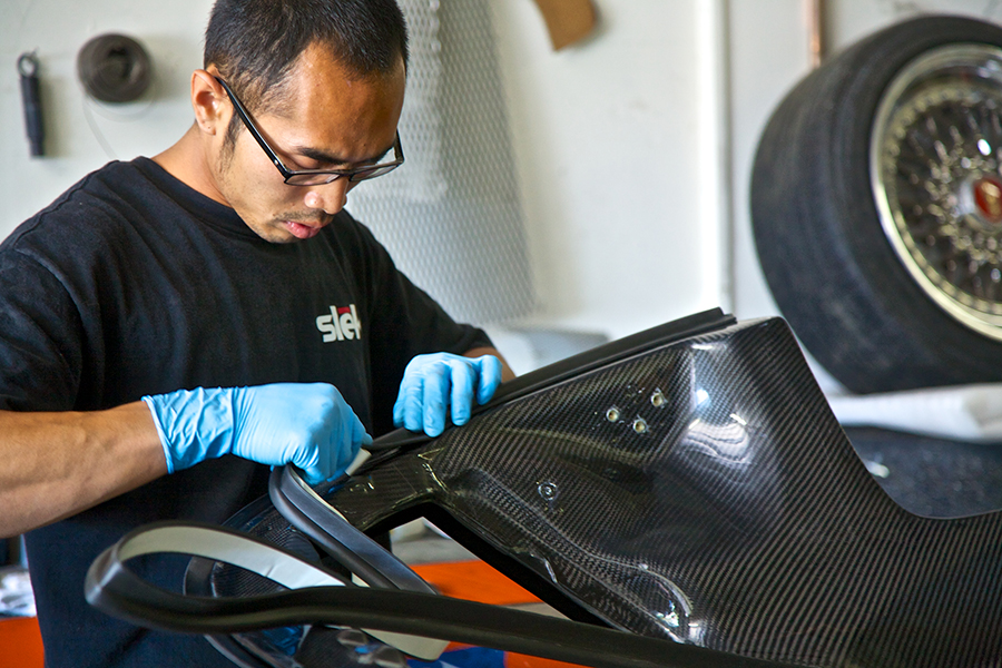 How To: Honda S2000 Carbon Fiber Hardtop Installation