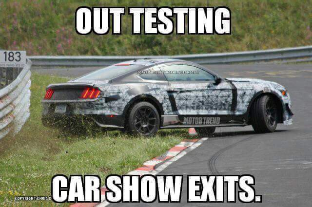 Corvette Drag Car For Sale >> 10 Mustang Week MEMEs You Have to See! - AutoMobile Uploads