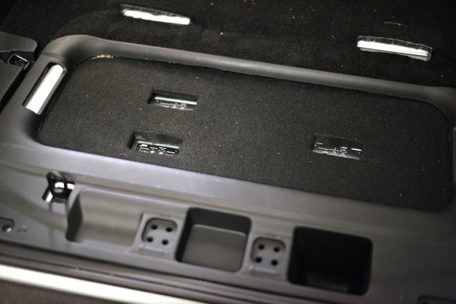 Jeep sound system