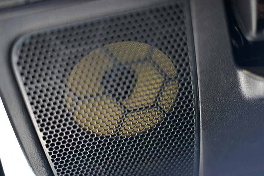 Jeep Wrangler Custom Sound System