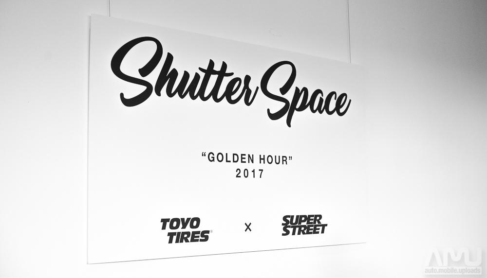 Shutter Space Golden Hour