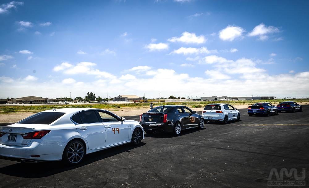 Camarillo Airport Car Race