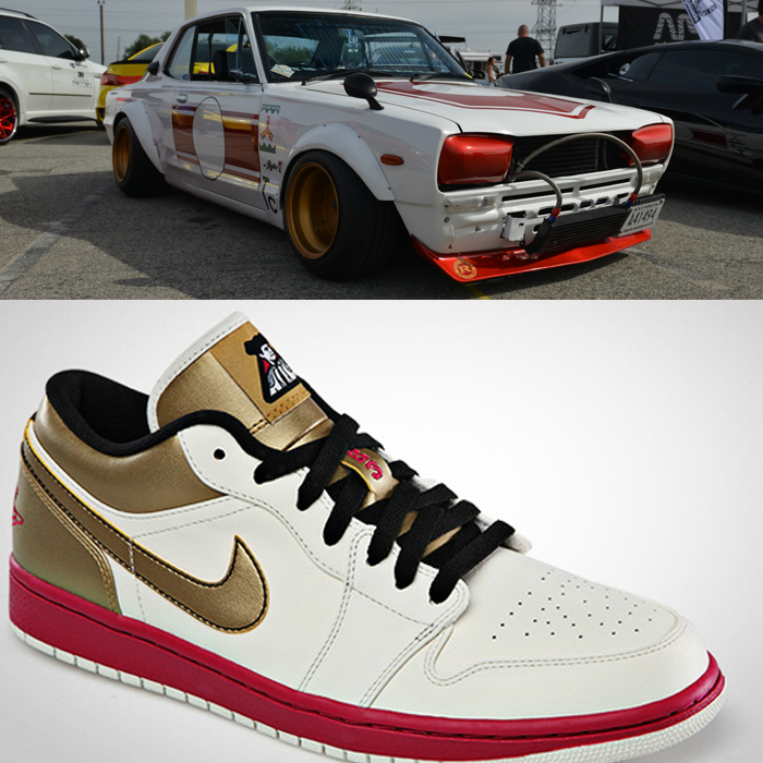If Cars Were Kicks, Which Would They Be?