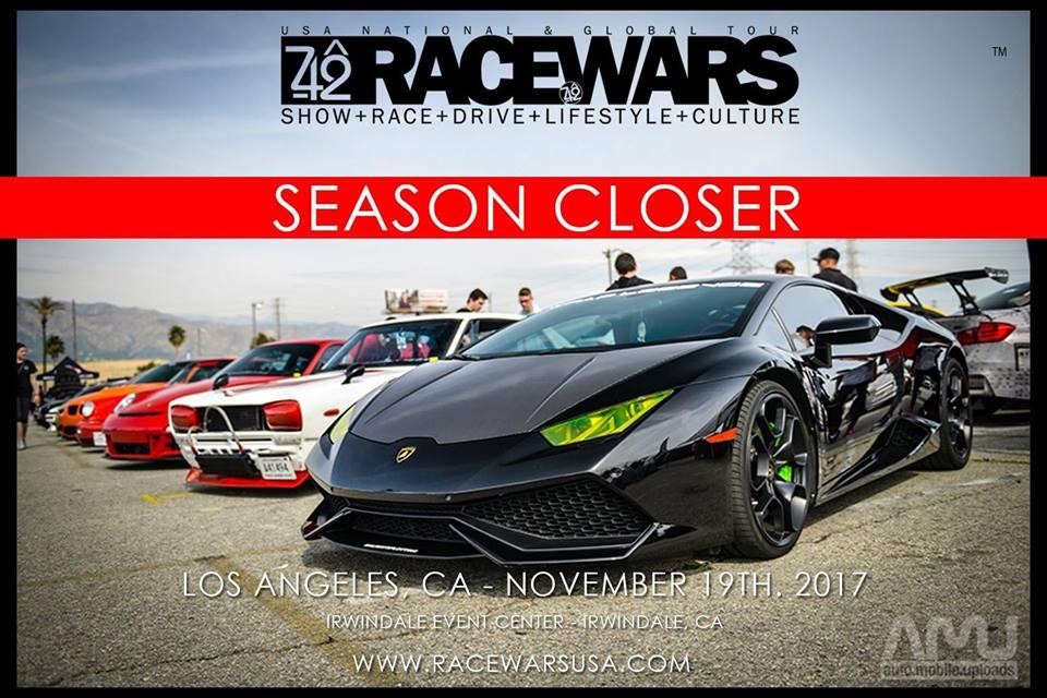 Racewars LA Season Closer 2017