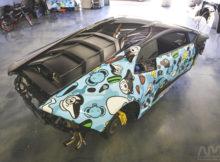BAPE Lamborghini Huracan
